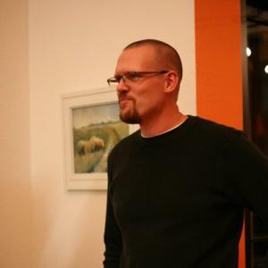 Artist, Grady Carlson